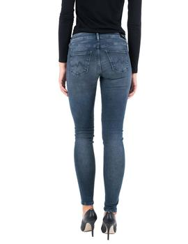 Vaqueros Pepe Jeans Pixie azul mujer
