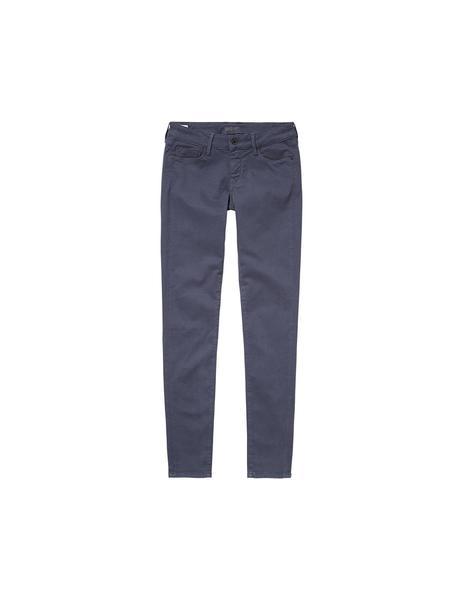 Pantalon Pepe Jeans Soho Marino Mujer