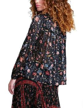 Blusa Pepe Jeans Freya multicolor mujer