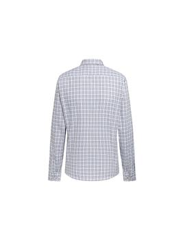 Camisa Hackett Fla Tattershall Chk multicolor hombre