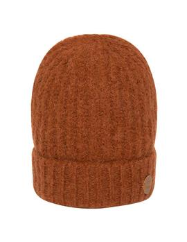 Gorro Pepe Jeans Pol camel mujer