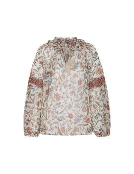 Blusa Pepe Jeans Tyra multicolor mujer