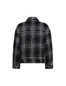 Chaqueta Pepe Jeans Checkie multicolor mujer