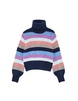 Jersey Pepe Jeans Margotte multicolor mujer