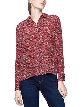 Camisa Pepe Jeans Joane multicolor mujer