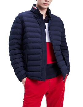 Chaqueta Tommy Hilfiger Stretch Quilted marino hombre
