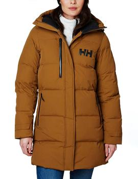 Parka Helly Hansen Adore Puffy marrón mujer