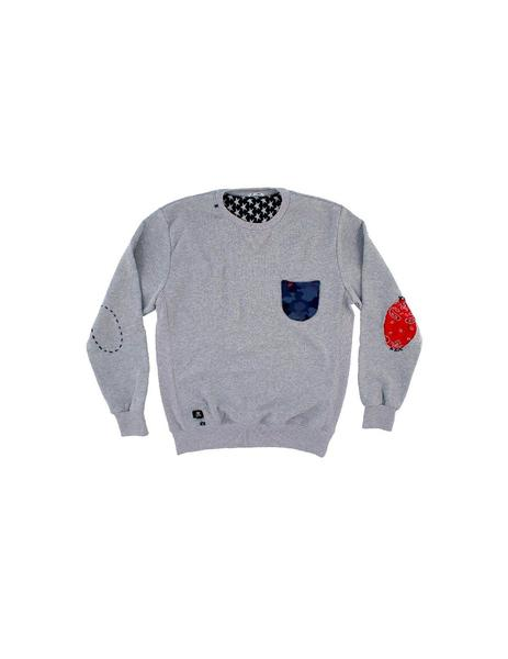 Jersey Hombre In The Box Heather Grey
