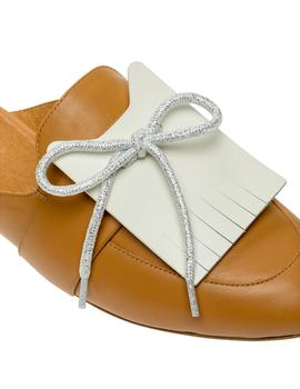 Zapatos Paul and Joe Louise camel mujer