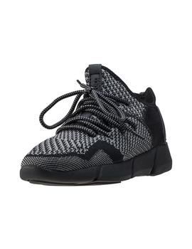 Deportivas Cortica Infinity 2.5 Knit negro mujer
