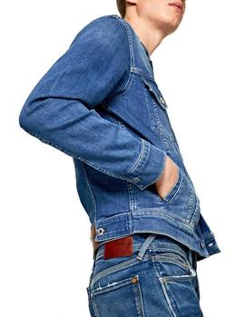 Chaqueta Pepe Jeans Pinner azul hombre