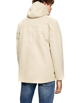 Chaqueta Pepe Jeans Nick beige hombre
