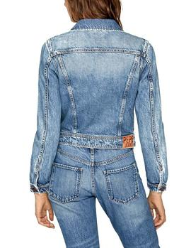Chaqueta Pepe Jeans Core azul mujer