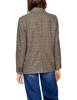 Americana Pepe Jeans Goya multicolor mujer