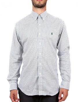 Camisa Polo Ralph Lauren Sl Bd Ppc Sp marrón