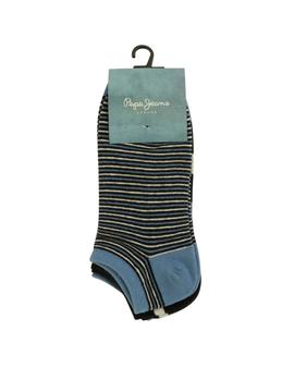 Pack Calcetines Pepe Jeans Tiger multicolor hombre