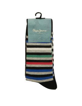 Pack Calcetines Pepe Jeans Drew multicolor hombre