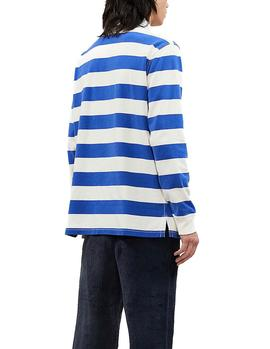 Polo Ralph Lauren Rugby Stripes azul hombre