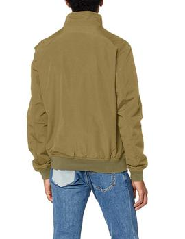 Chaqueta Tommy Jeans Essential Bomber verde hombre