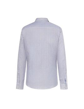 Camisa Hackett Brushed Three Colour Chk multi hombre