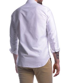 Camisa oxford lisa blanco El Pulpo