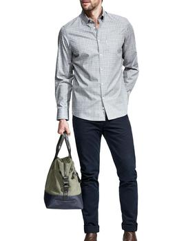 Camisa Façonnable Casual Contemporary Cuadros