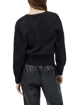 Jersey Pepe Jeans Sussi negro mujer