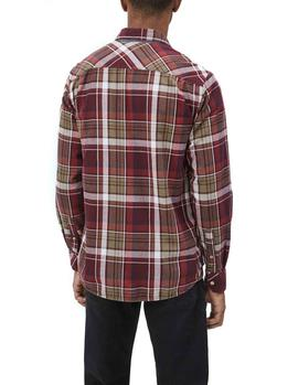 Camisa Pepe Jeans Chester multicolor hombre