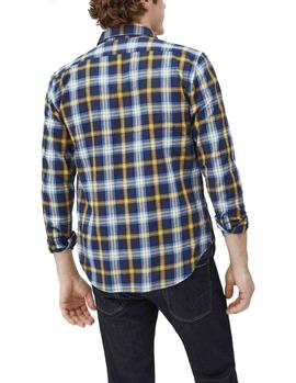 Camisa Pepe Jeans Trafford multicolor hombre
