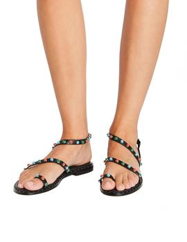 Sandalias Pepe Jeans Hayes Colors negro mujer