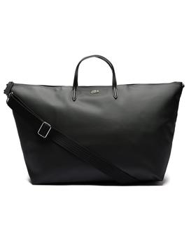 Bolso Lacoste Travel Shopping negro mujer