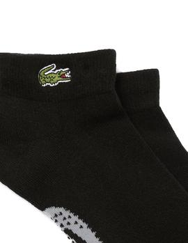 Calcetines Lacoste Sport RA2089 negro hombre