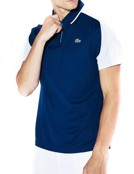 bddb4a5a44bf7 ... Polo Lacoste Sport Tenis DH9480 marino hombre. Hombre. Gallery 005814  7. Gallery 005814 1