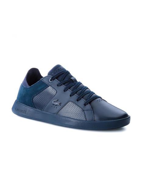 Zapatillas Hombre Spm Novas 318 Azul 3 Lacoste PuOXikZ
