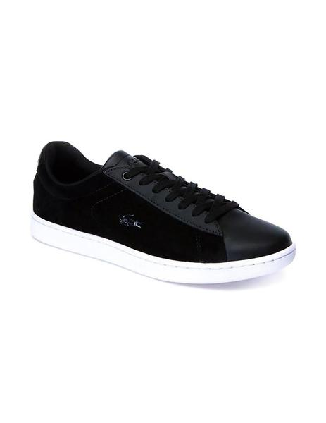 4ccff738a2d ... Lacoste Carnaby Evo 318 negro hombre. Hombre. Gallery 005222 6. Gallery  005222 1