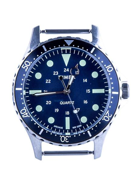 688b4fc97dbc Esfera reloj Timex Navi Harbour azul