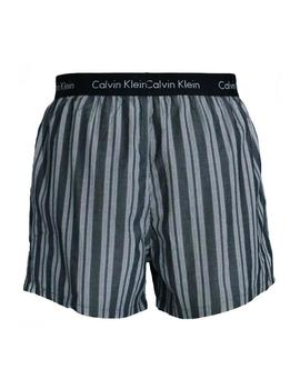 Pack 2 Calzoncillos Calvin Klein Slim Fit Boxer