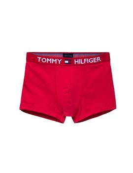 Bóxer Tommy Hilfiger Flag Original Stretch Rojo