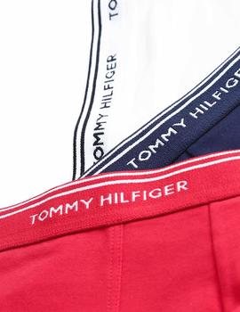 Pack 3 Bóxer Tommy Hilfiger Classic Stretch Trunk