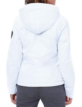 Chaqueta Napapijri Rainforest Pocket blanco mujer