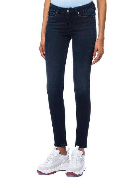 23a5285dfcf ... Jeans Calvin Klein Super Skinny West azul mujer. Mujer. Gallery 005483  4. Gallery 005483 1
