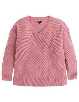 Jersey Pepe Jeans Edna mujer rosa