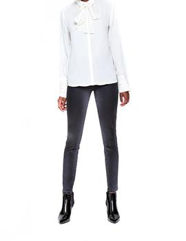 Camisa Pepe Jeans Lucia crema mujer