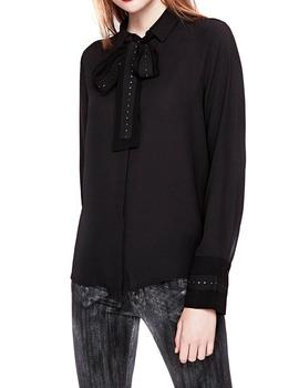 Camisa Pepe Jeans Lucia negra mujer