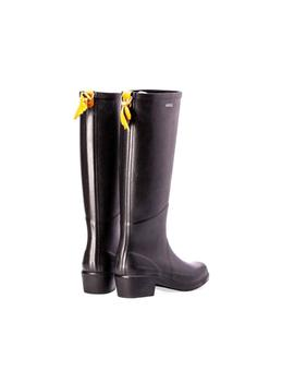 Botas Aigle. Modelo Miss Juliette. Color negro