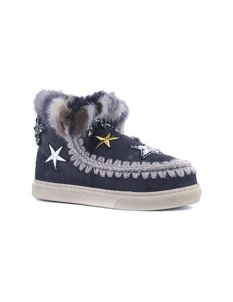 1da4c588482 ... Botas Mou Eskimo Sneaker Stars - Mink gris mujer. Mujer. Gallery 005205  5. Gallery 005205 1