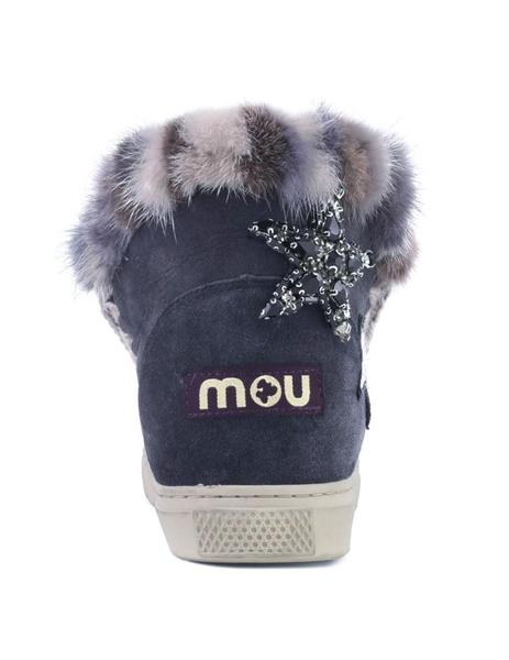 6e851922be2 Gallery 005205 4. Gallery 005205 5. Gallery 005205 1. ˄. Botas Mou Eskimo  Sneaker Stars - Mink gris mujer ...