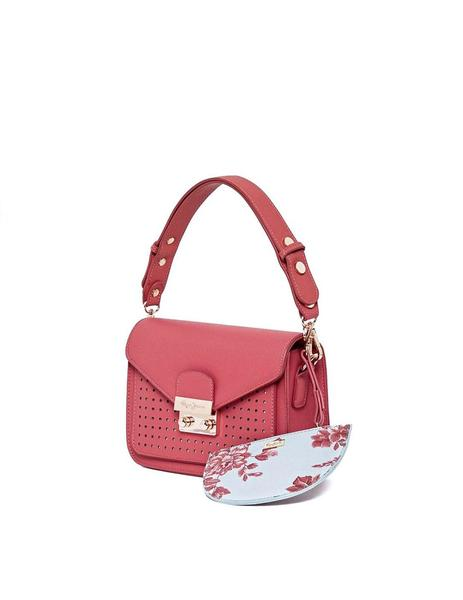 02c6839a06f Bolso Pepe Jeans Kassia Coral para Mujer en 14 Oz