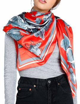 Fular Pepe Jeans Angela Flores multi mujer