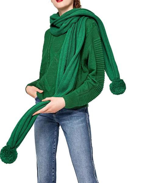 vende estilo popular los mejores precios Bufanda Pepe Jeans Elisa verde mujer